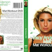 The Tracy Anderson Method Mat Workout (2008) R1 DVD Cover
