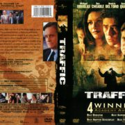 Traffic (2002) R1 DVD Cover