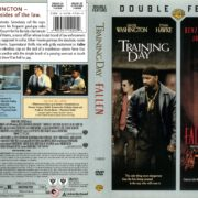 Training Day/Fallen Double Feature (2007) R1 DVD Cover