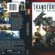 Transformers Age of Extinction (2014) R1 DVD Cover