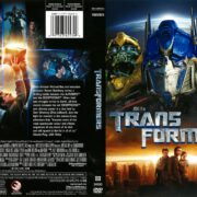 Transformers (2007) R1 DVD Cover