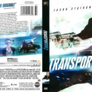 Transporter 2 (2005) R1 DVD Cover