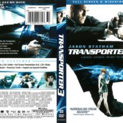 Transporter 3 (2008) R1 DVD Cover