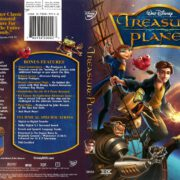 Treasure Planet (2002) R1 DVD Cover