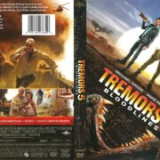Tremors 5: Bloodlines (2015) R1 DVD Cover