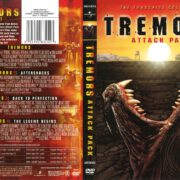Tremors Attack Pack (2007) R1 DVD Cover