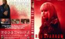 Red Sparrow (2018) R1 Custom DVD Cover