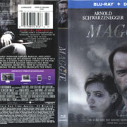 Maggie (2014) R1 Blu-Ray Cover & Label