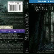 Winchester (2018) R1 Blu-Ray Cover