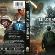Battle: Los Angeles (2011) R1 DVD Cover