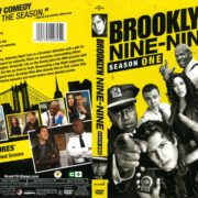 Brooklyn Nine-Nine Season 1 (2014) R1 DVD Cover