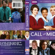 Call the Midwife Season 7 (2018) R1 DVD Cover