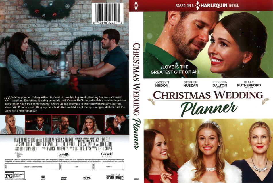 Christmas Wedding Planner.Christmas Wedding Planner 2017 R1 Dvd Cover Dvdcover Com