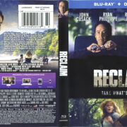 Reclaim (2014) R1 Blu-Ray Cover & Label