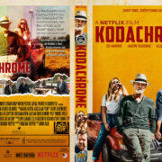 Kodachrome (2017) R1 Custom DVD Cover