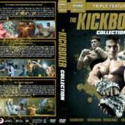 Kickboxer Collection (1989-2018) R1 Custom DVD Cover