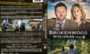 The Brokenwood Mysteries - Series 4 (2018) R1 Custom DVD Cover & Labels