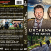 The Brokenwood Mysteries – Series 4 (2018) R1 Custom DVD Cover & Labels