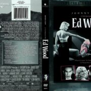 Ed Wood (1994) R1 DVD Cover