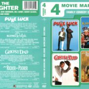 4 Movie Marathon: Family Comedy Collection (2012) R1 DVD Cover