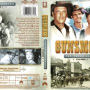 Gunsmoke Season 3 Volume 1 (2008) R1 DVD Cover
