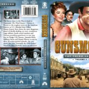 Gunsmoke Season 3 Volume 2 (2009) R1 DVD Cover