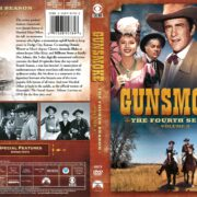 Gunsmoke Season 4 Volume 2 (2010) R1 DVD Cover