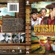 Gunsmoke Season 5 Volume 2 (2011) R1 DVD Cover