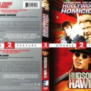 Hollywood Homicide/Hudson Hawk Double Feature (2013) R1 DVD Cover