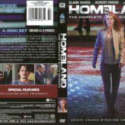Homeland Season 6 (2017) R1 DVD Cover