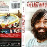 The Last Man on Earth Season 1 (2015) R1 DVD Cover