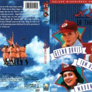 A League Of Their Own (1992) R1 DVD Cover