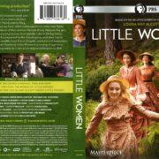 Little Women (2018) R1 DVD Cover