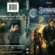 The Shannara Chronicles Season 2 (2018) R1 DVD Cover