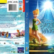 Secret of the Wings (2012) R1 DVD Cover