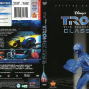 Tron (2011) R1 DVD Cover