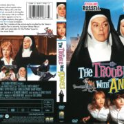 The Trouble with Angels (2003) R1 DVD Cover