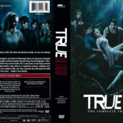 True Blood Season 3 (2011) R1 DVD Cover