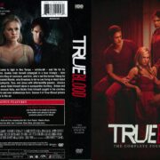 True Blood Season 4 (2012) R1 DVD Covers