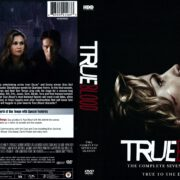 True Blood Season 7 (2014) R1 DVD Cover