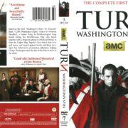 Turn: Washington's Spies Season 1 (2015) R1 DVD Cover