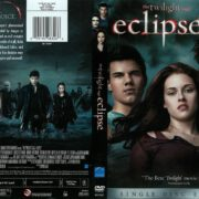 The Twilight Saga: Eclipse (2010) R1 DVD Cover
