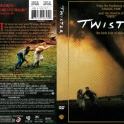 Twister (1996) R1 DVD Cover