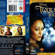 Twitches Too (2008) R1 DVD Cover
