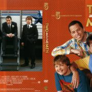 Two and a Half Men Season 5 (2009) R1 DVD Cover
