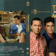 Two and a Half Men Season 8 (2011) R1 DVD Covers