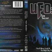 UFO: Top Secret (2005) R1 DVD Cover