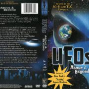 UFOs Above and Beyond (2005) R1 DVD Cover