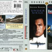 Under Siege Double Feature (2008) R1 DVD Cover