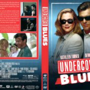 Undercover Blues (2015) R1 DVD Cover